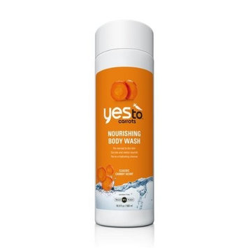Yes To Carrots Nourishing Body Wash (1x16.9 Oz) by Yes To by Unknown