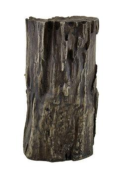 Zeckos Carved Wood Look LED Dragon Log Accent Lamp
