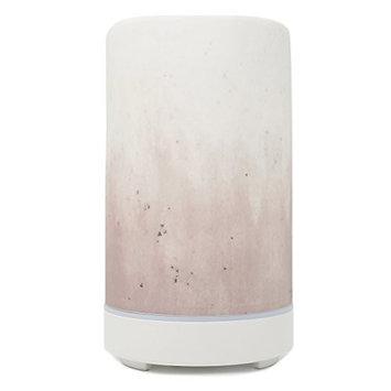 Edens Garden Ultrasonic Ceramic Essential Oil Diffuser For Aromatherapy, Mauve