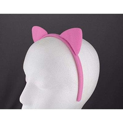 Pink cat kitty headband kawaii cosplay neko kitten ears hair band costume