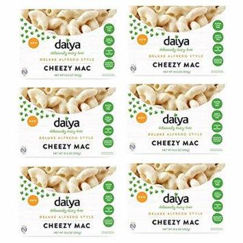 Daiya Cheezy Mac Gluten Free Dairy Free Pasta Deluxe Alfredo Style [6 PK]