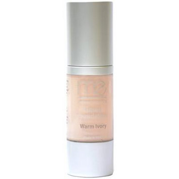 Mineral Essence Liquid Foundation, Warm Ivory
