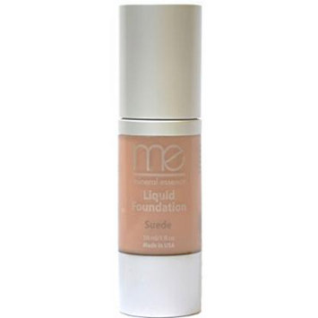 Mineral Essence Liquid Foundation, Suede