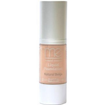 Mineral Essence Liquid Foundation, Natural Beige
