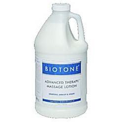 Biotone Advanced Therapy Massage Lotion - 1/2 Gallon