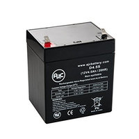 ADI VISTA 15P 12V 4.5Ah Alarm Battery - This is an AJC Brand Replacement