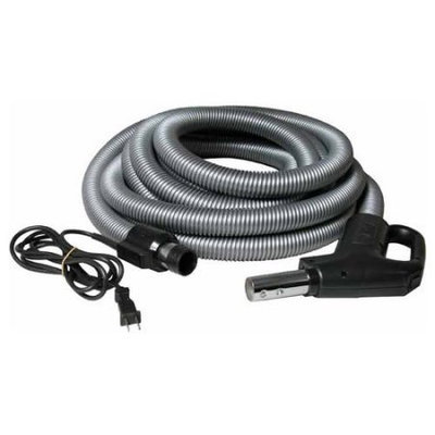 Linear AirVac Deluxe Central Vacuum Hose, 30'