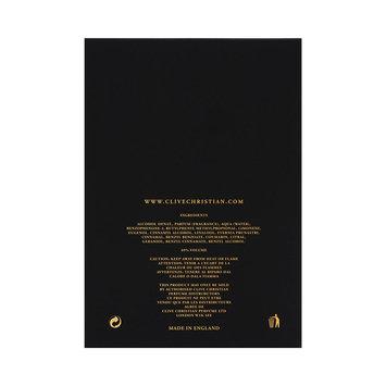 Clive Christian X Twist Saffron Eau De Parfum 50ml
