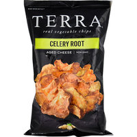 Terra Chips Real Vegetable Chips Celery Root