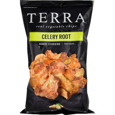TERRA® Chips Real Vegetable Chips Celery Root