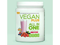 Vegan Plus All in One Protein Powder Nutritional Shake - 8 Servings