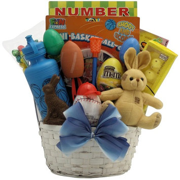 GreatArrivals Easter All Star Gift Basket for Boys, 6-9 Years