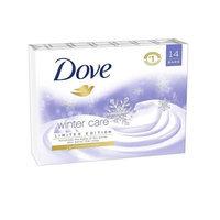 Dove Winter Care Beauty Bars - 14/4.25oz