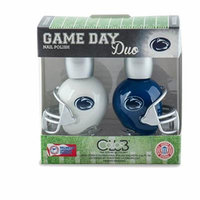 Penn State Nittany Lions Game Day Duo Nail Polish