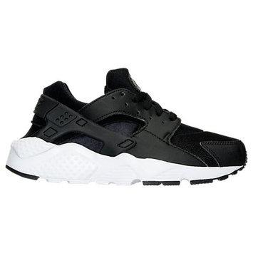 Nike Boys' Grade School Huarache Run Running Shoes, Boy's, Black