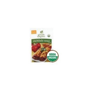 Simply Organic Seasoning Mix Og Enchlada 1.41-Ounce (Pack of 12)