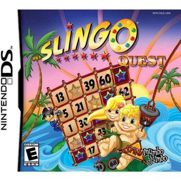 Mumbo Jumbo MumboJumbo 4245 Slingo Quest (Nintendo DS)