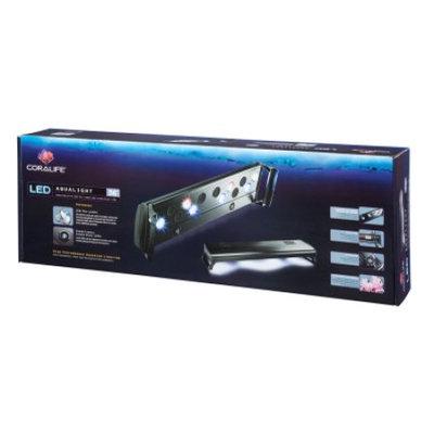 Coralife LED Aqualight with Lunar Aquarium Light Fixture - 36
