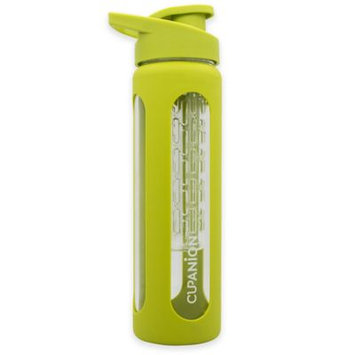 Quirky Cupanion 18 oz. Glass Fruit Infuser Water Bottle