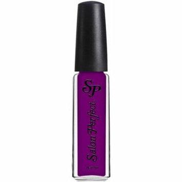 Salon Perfect Nail Art Liner, 807 Purple Petal, 0.25 fl oz