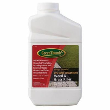 Bonide Products 171822 1 qt Green Thump Concentrate Weed & Grass Killer
