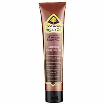 One N Only Argan Oil Volumizing Strong Hold Gel, 5.3 Oz