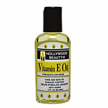 Hollywood Beauty Vitamin E Hair Oil, 2 Oz