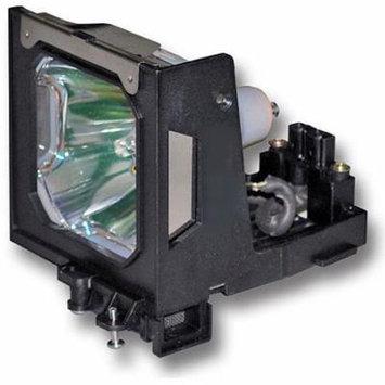 EIKI, Philips, Sanyo Compatible 610 301 7167, 6103017167, 610-301-7167, LCA3121, POA-LMP48 Lamp