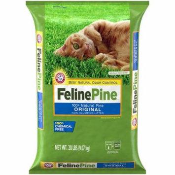 Feline Pine Original Cat Litter, 20lb