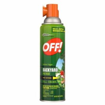 OFF! Outdoor Fogger 16 Ounces