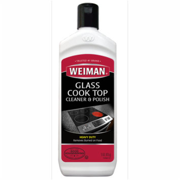 Weiman Glass Cook Top Cleaner, 15 Oz