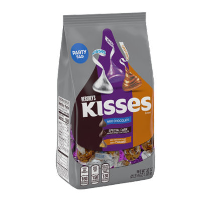Kisses, Chocolate Candy Party Assortment, 36 Oz