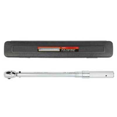 AMPRO T44089 5-75-Feet-Pound 10.1- 98.3nm v3/8-Inch Drive Torque Wrench