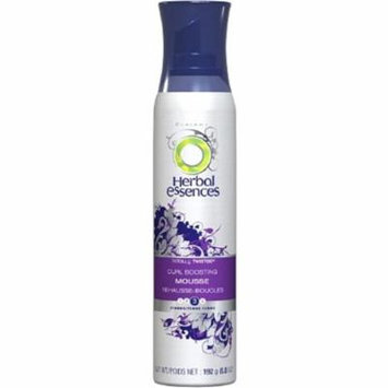 Herbal Essences Totally Twisted Curl Boosting Mousse, 3 Strong 6.8 oz (Pack of 3)