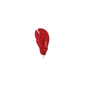 Lobster Claw Lollipop 1 oz.: 24 Count