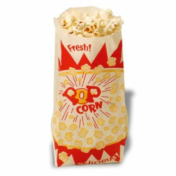 Benchmark USA Popcorn Bags