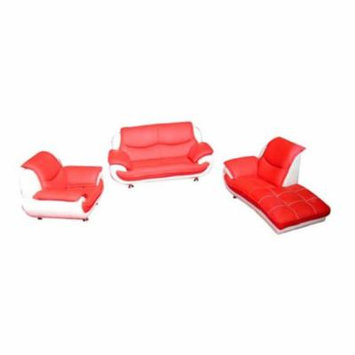 A+ Childsupply Princess Edwia Sofa Set - 3 Piece