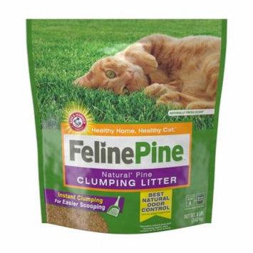 Feline Pine Cat Litter Clumping, 8-lb