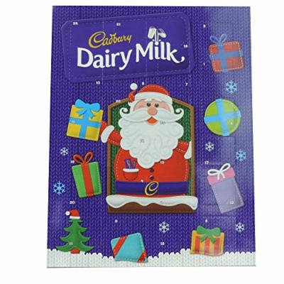 Cadbury Dairy Milk Christmas Advent Calendar
