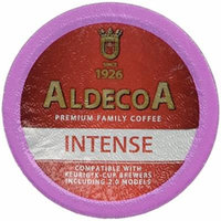 Aldecoa K-Cup Coffee, Intense, 80 Count