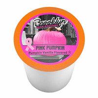 Brooklyn Bean Roastery Single-Cup for Keurig K-Cup Brewers Coffee, Pink Pumpkin, 40 Count