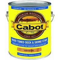 Cabot VOC Wood Toned Deck & Siding Exterior Stain