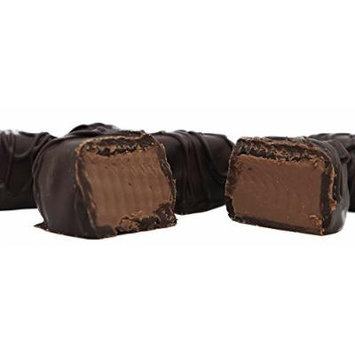 Philadelphia Candies Dark Chocolate French Mint Truffles Net Wt 1 lb