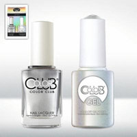Color Club Gel ON THE ROCKS Metallic Color Club Gel + Lacquer Duo