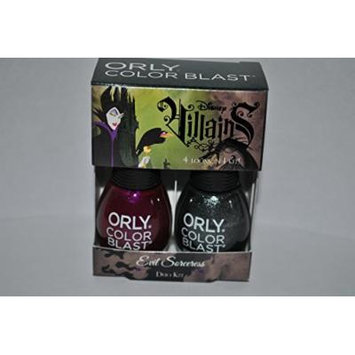 Orly Color Blast Disney Villains Maleficent Duo Kit - Evil Sorceress