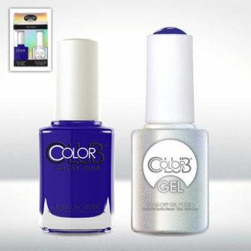 Color Club Gel BRIGHT NIGHT Neon Color Club Gel + Lacquer Duo