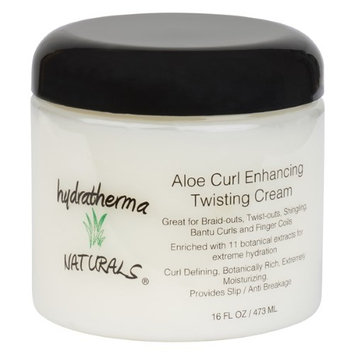 Hydratherma Naturals Aloe Curl Enhancing Twisting Cream, 16 fl. oz.