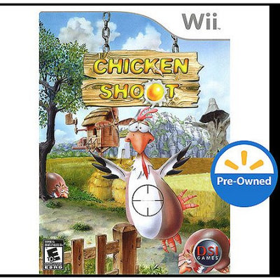 Frontline Studios Chicken Shoot (Wii) - Pre-Owned