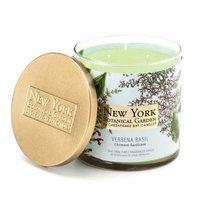 The New York Botanical Garden Verbena Basil 2-Wick Jar Candle