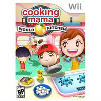 Majesco Games Wiimaj01506 Games 01506 Cooking Mama World Kitchen